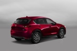 2018 Mazda CX-5 Grand Touring AWD in Soul Red Crystal Metallic - Static Rear Right Three-quarter View