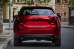 2019 Mazda CX-5 Grand Touring AWD in Soul Red Crystal Metallic - Static Rear View