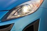 2010 Mazda 3s Hatchback Headlight
