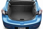 2010 Mazda 3s Hatchback Trunk