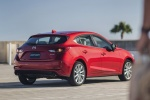 2017 Mazda Mazda3 Grand Touring 5-Door Hatchback in Soul Red Metallic - Static Rear Right View