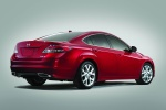 2010 Mazda 6s in Sangria Red Mica - Static Rear Right Three-quarter View