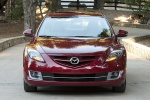 2012 Mazda 6i in Fireglow Red - Static Frontal View