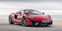 2016 McLaren 570S Coupe Pictures