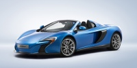 2016 McLaren 650S Coupe, Spider Convertible V8 Turbo Pictures