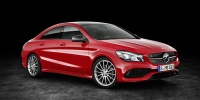 2017 Mercedes-Benz CLA-Class, CLA250, CLA45 AMG 4Matic Review