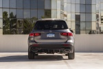 2020 Mercedes-Benz GLB 250 4MATIC in Mountain Gray Metallic - Static Rear View