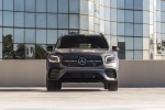 2020 Mercedes-Benz GLB 250 4MATIC in Mountain Gray Metallic - Static Frontal View