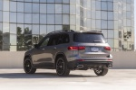 2020 Mercedes-Benz GLB 250 4MATIC in Mountain Gray Metallic - Static Rear Left View