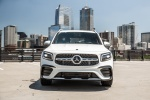 2020 Mercedes-Benz GLB 250 in Polar White - Static Frontal View