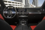 2020 Mercedes-Benz GLB 250 4MATIC Cockpit in Classic Red / Black