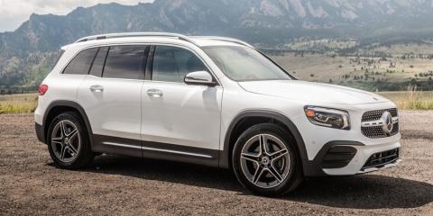 2020 Mercedes-Benz GLB-Class, GLB 250 4MATIC AWD Review