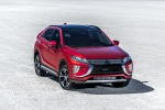 2020 Mitsubishi Eclipse Cross SEL S-AWC in Red Diamond - Static Front Right View