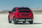 2020 Mitsubishi Eclipse Cross SEL S-AWC in Red Diamond - Static Rear View
