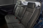2010 Nissan Altima Sedan Rear Seats in Charcoal