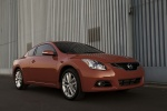 2010 Nissan Altima Coupe 3.5 SR in Red Alert - Static Front Right Three-quarter View