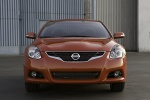 2010 Nissan Altima Coupe 3.5 SR in Red Alert - Static Frontal View