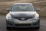 2010 Nissan Altima Hybrid in Dark Slate Metallic - Static Frontal View