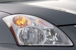 2010 Nissan Altima Hybrid Headlight