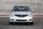 2011 Nissan Altima 3.5 SR in Radiant Silver Metallic - Static Frontal View