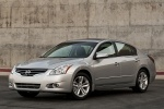 2011 Nissan Altima 3.5 SR in Radiant Silver Metallic - Static Front Left Three-quarter View