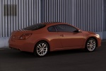 2013 Nissan Altima Coupe - Static Rear Right Three-quarter View