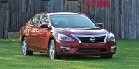 2013 Nissan Altima 2.5 S, SV, SL, 3.5 V6 Review