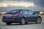 2017 Nissan Altima SR in Deep Blue Pearl - Static Rear Right Three-quarter View