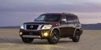 2017 Nissan Armada SV, SL, Platinum V8 4WD Review