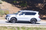 2019 Nissan Armada Platinum in Brilliant Silver - Driving Side View