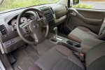 2013 Nissan Frontier King Cab PRO-4X 4WD Interior