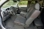 2013 Nissan Frontier King Cab PRO-4X 4WD Front Seats