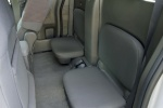2013 Nissan Frontier King Cab PRO-4X 4WD Rear Seats