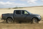 2013 Nissan Frontier Crew Cab PRO-4X 4WD in Night Armor - Driving Side View
