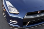 2014 Nissan GT-R Coupe Headlight