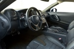 2014 Nissan GT-R Coupe Interior in Black