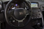 2014 Nissan GT-R Coupe Steering-Wheel