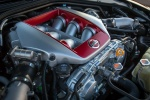 2014 Nissan GT-R Coupe 3.8-liter V6 Turbocharged Engine