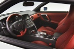 2014 Nissan GT-R Coupe Interior