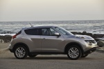 2013 Nissan Juke SL AWD in Brilliant Silver - Static Right Side View