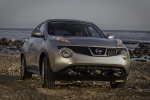 2013 Nissan Juke SL AWD in Brilliant Silver - Static Front Right View