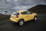 2016 Nissan Juke SL AWD in Solar Yellow - Static Rear Right Three-quarter View