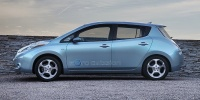 2011 Nissan Leaf SV, SL Electric Pictures