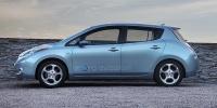 2012 Nissan Leaf SV, SL Electric Pictures