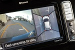 2013 Nissan Leaf Rear-View Camera Screen