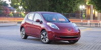 2013 Nissan Leaf S, SV, SL Electric Pictures