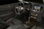 2010 Nissan Maxima Interior in Charcoal