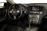 2013 Nissan Maxima Interior in Charcoal