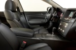 2013 Nissan Maxima Front Seats in Charcoal
