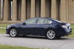 2013 Nissan Maxima in Navy Blue Metallic - Static Side View